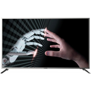 Телевизор Hyundai H-LED 43F501SS2S Smart Silver в Краснокаменке фото